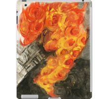 Acrylic Fire iPad Case/Skin
