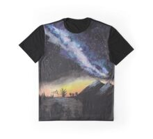 The Galaxy Graphic T-Shirt