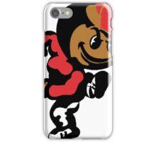 Brutus Buckeye Logo iPhone Case/Skin