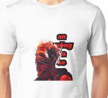 Josh Dun- Tear In My Heart Drum Line (Transparent Words) Unisex T-Shirt