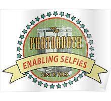 Photobooth Slogan Poster