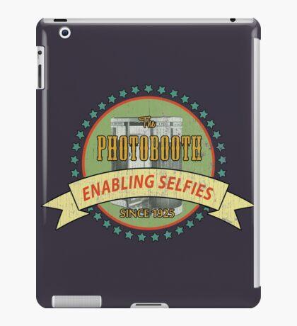 Photobooth Slogan iPad Case/Skin