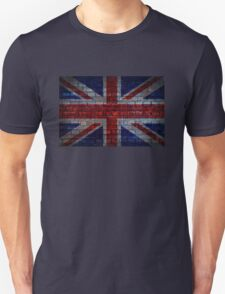 UK Flag vintage Unisex T-Shirt