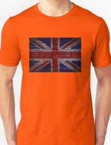 UK Flag vintage Unisex T-Shirt