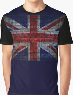 UK Flag vintage Graphic T-Shirt
