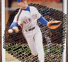 169 - Jeff Innis by Foob's Baseball Cards