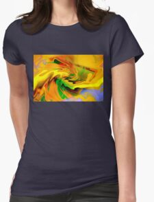 Vibrant Living Womens Fitted T-Shirt