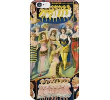 Performing Arts Posters Rose Hill English Folly Co 2856 iPhone Case/Skin