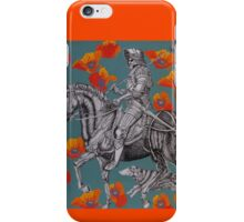 Raining Poppies iPhone Case/Skin