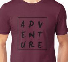 Adventure Co. - Text BLK Unisex T-Shirt