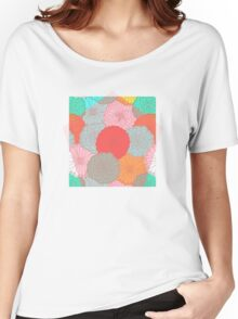 Bright Flower, Bright Flowers Women's Relaxed Fit T-Shirt