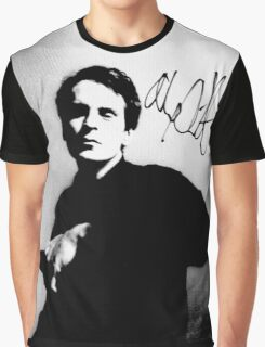 Alex Chilton pic with autograph tee Graphic T-Shirt