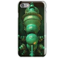 Patina Party iPhone Case/Skin