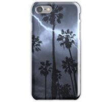 Palms & Lightning iPhone Case/Skin