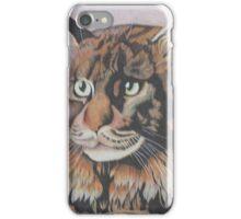 Wild Lynx Cat iPhone Case/Skin