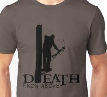 DEATH FROM ABOVE - BOWHUNTER Unisex T-Shirt