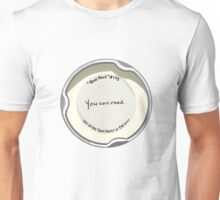 Bottle Cap Wisdom Unisex T-Shirt