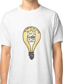 Light of the world Classic T-Shirt