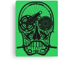 Cycling, Its part of me. Canvas Print