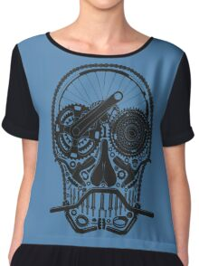 Cycling, Its part of me. Chiffon Top