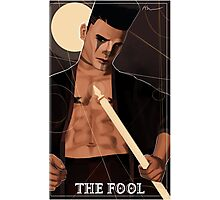 The Fool - Tarot Photographic Print