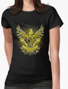 Excellent Intuition Womens Fitted T-Shirt