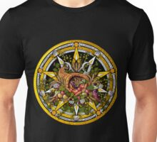 Sabbat Pentacle for Mabon the Autumnal Equinox Unisex T-Shirt