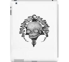 Memento Mori Infanti iPad Case/Skin