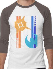 Sun & Moon - Pokemon Men's Baseball ¾ T-Shirt