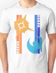 Sun & Moon - Pokemon Unisex T-Shirt