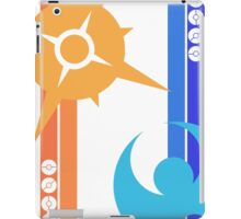 Sun & Moon - Pokemon iPad Case/Skin
