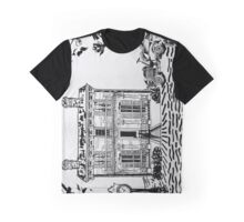 Sideways Riley House Graphic T-Shirt