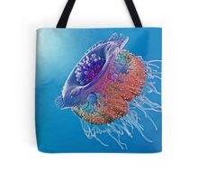 Crown Jellyfish Tote Bag