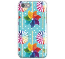 At the fair iPhone Case/Skin