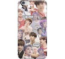 Hoshi Collage Ver. 2  iPhone Case/Skin