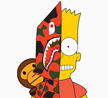Simpsons X Bape  Unisex T-Shirt