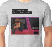 IF YOUNG METRO Unisex T-Shirt