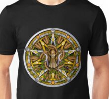 Sabbat Pentacle for Lughnasadh, First Harvest Unisex T-Shirt