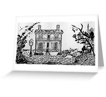 Riley House Greeting Card