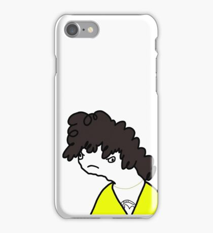 metyy hlely (fingch) iPhone Case/Skin