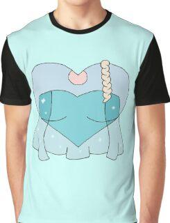 A Frozen Heart Graphic T-Shirt