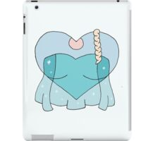 A Frozen Heart iPad Case/Skin