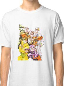 The JJBA:DIU Gang Classic T-Shirt