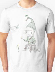Dot Link Unisex T-Shirt