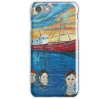 Sabrina the water nymph iPhone Case/Skin