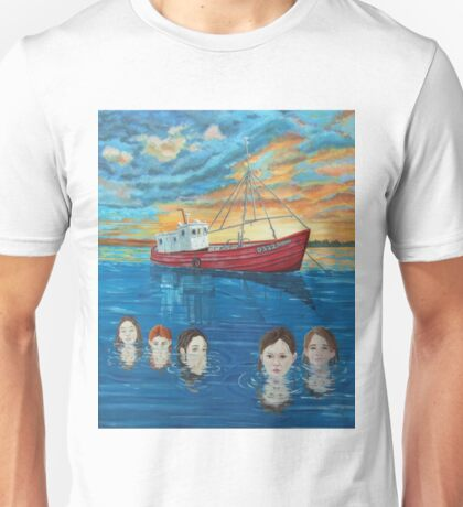 Sabrina the water nymph Unisex T-Shirt