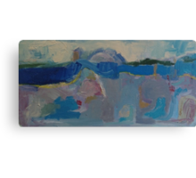 between 1 Canvas Print