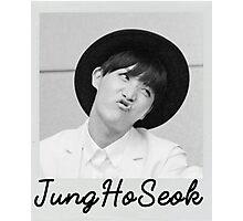 BTS Jhope Photographic Print