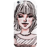Flirt with me iPhone Case/Skin