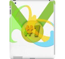 Gold Medal iPad Case/Skin